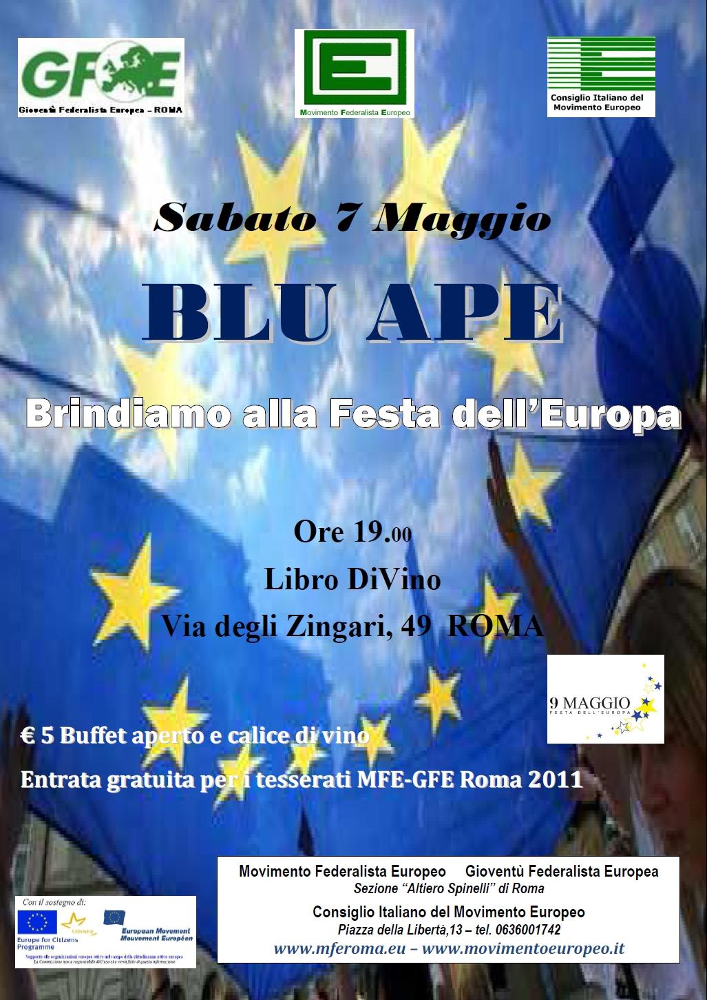FESTA DELL'EUROPA 2011