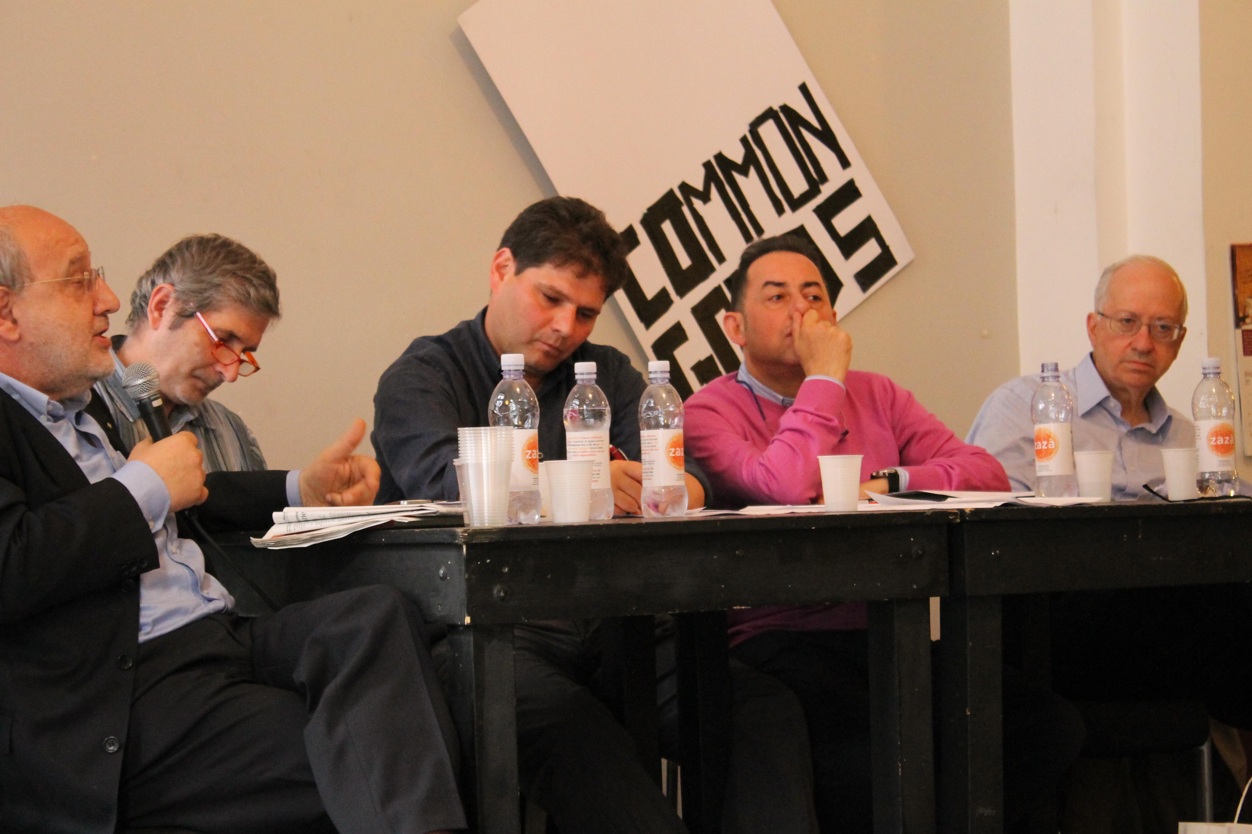 2-3 Luglio 2012 - Agorà Transeuropea al Teatro Valle di Roma