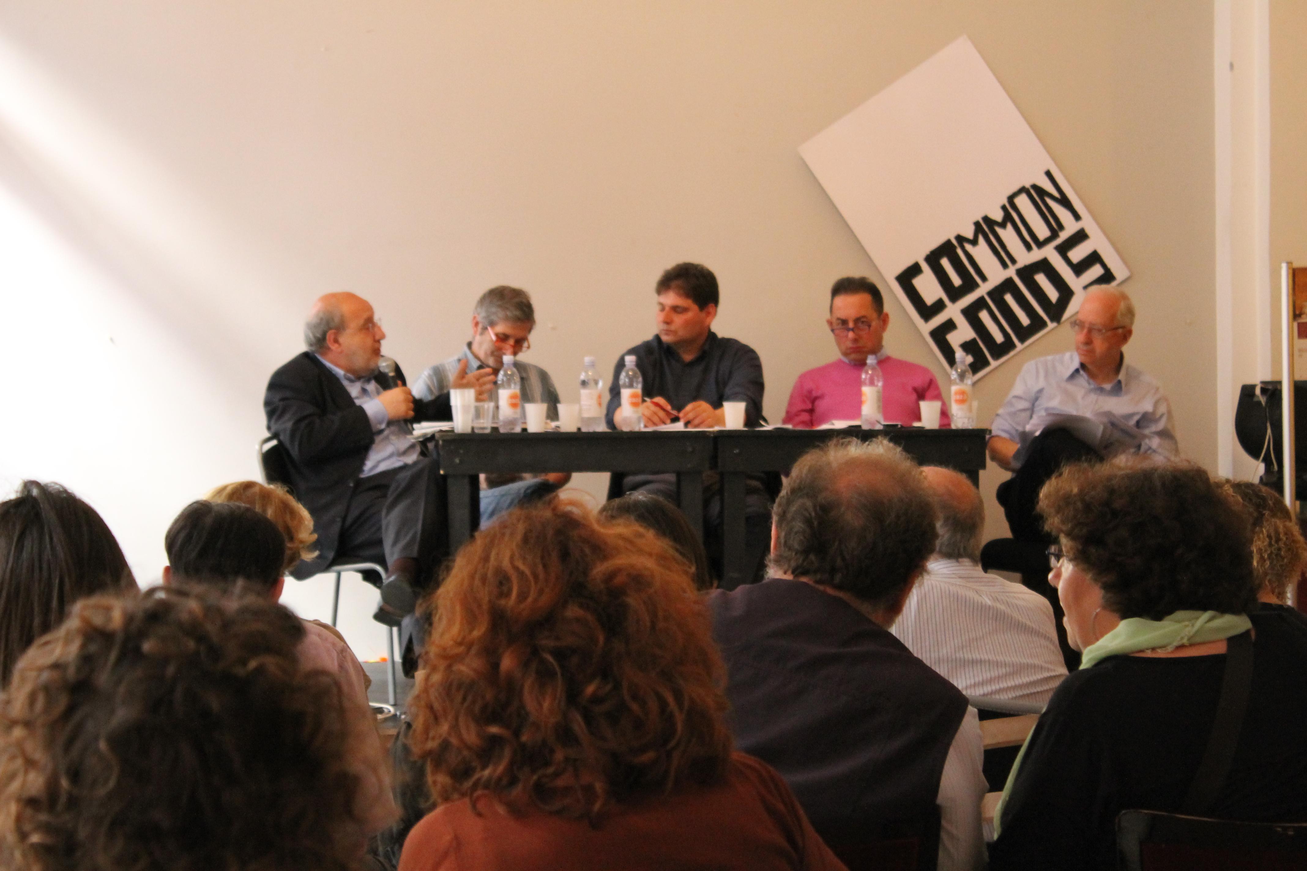 2-3 Lugio 2012 - Agorà Transeuropea al Teatro Valle di Roma