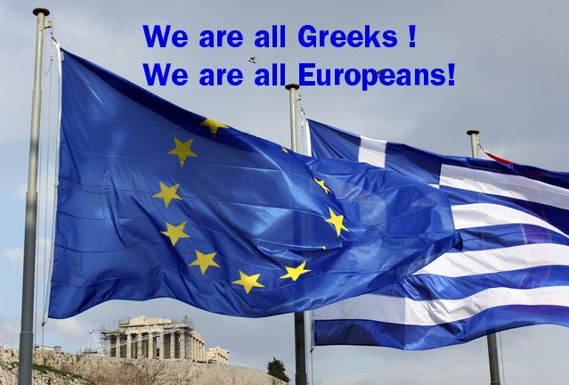 GREEKS europeans
