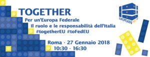 together per un'Europa Federale