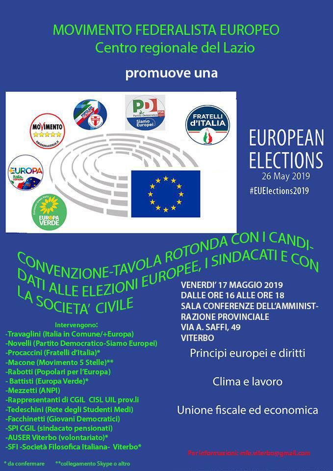 Convenzione europea di incontri